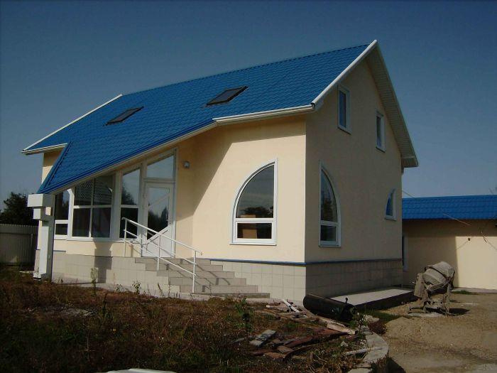 Продаем сборные каркасные дома дачи в